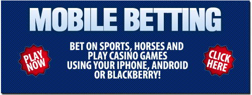 Horse Betting Mobile betting!