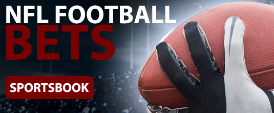 Bet on NFL Football online in the Sportsbook